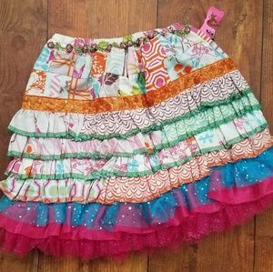 Other - Tiered custom made skirt